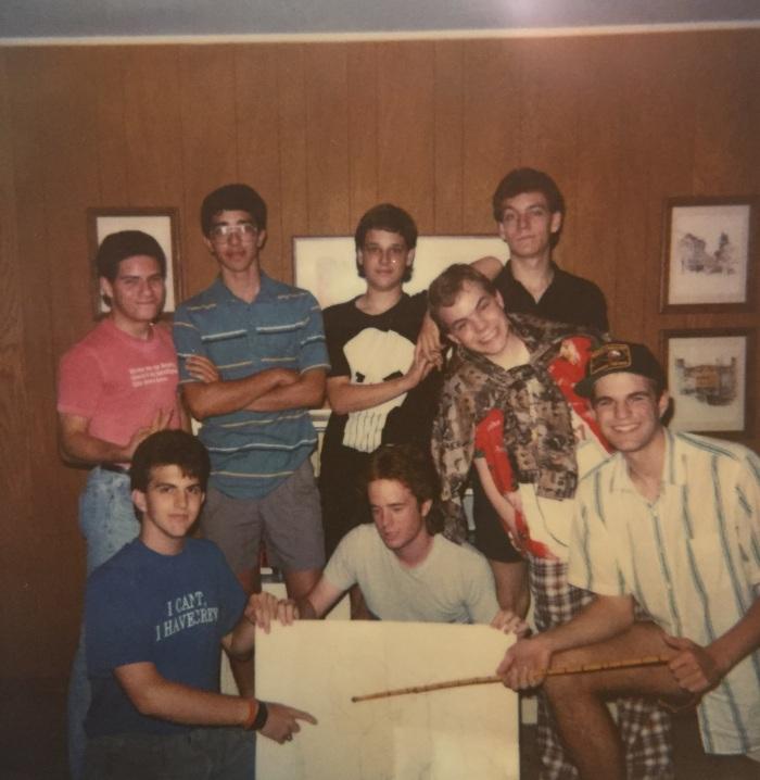 D&D Group June 1990