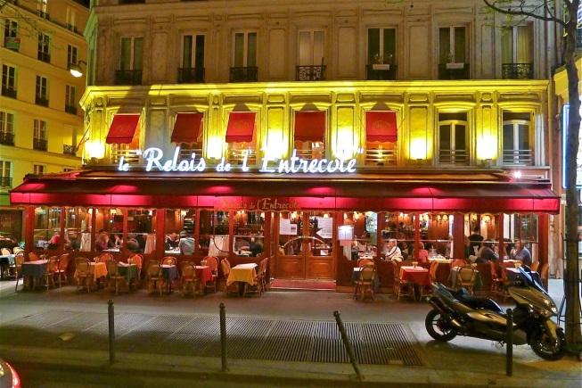 Le Relais de l_Entrecôte Paris