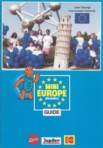 Mini Europe Brochure