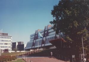 Strasbourg EU HQ